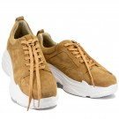 Camel chunky sneakers thumbnail